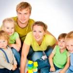 Льготы многодетным семьям в Москве в 2018 году: весь список