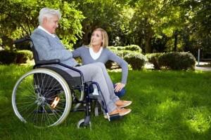 Уход за инвалидами