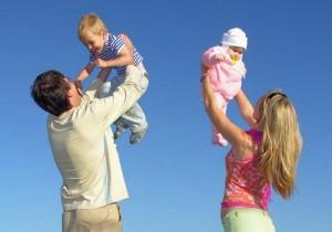Два ребенка в семье