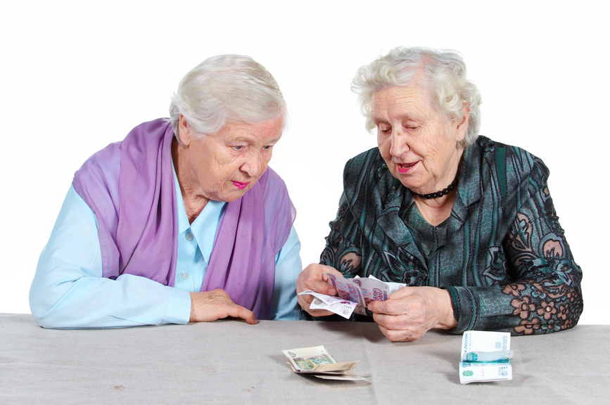 Пенсии военным пенсионерам после 60 лет