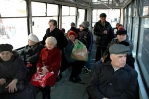 Пенсионеры Москвы