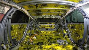 Как выполняется шумоизоляция автомобиля и почему стоит обратиться за шумоизоляцией в компанию KiberCar